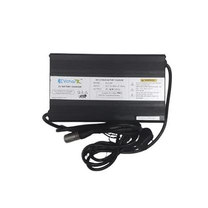 Picture of EVcharZ 58.8V 6 Amp Electric Scooter Lithium NMC Charger